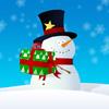 A Snowman Christmas Jigsaw